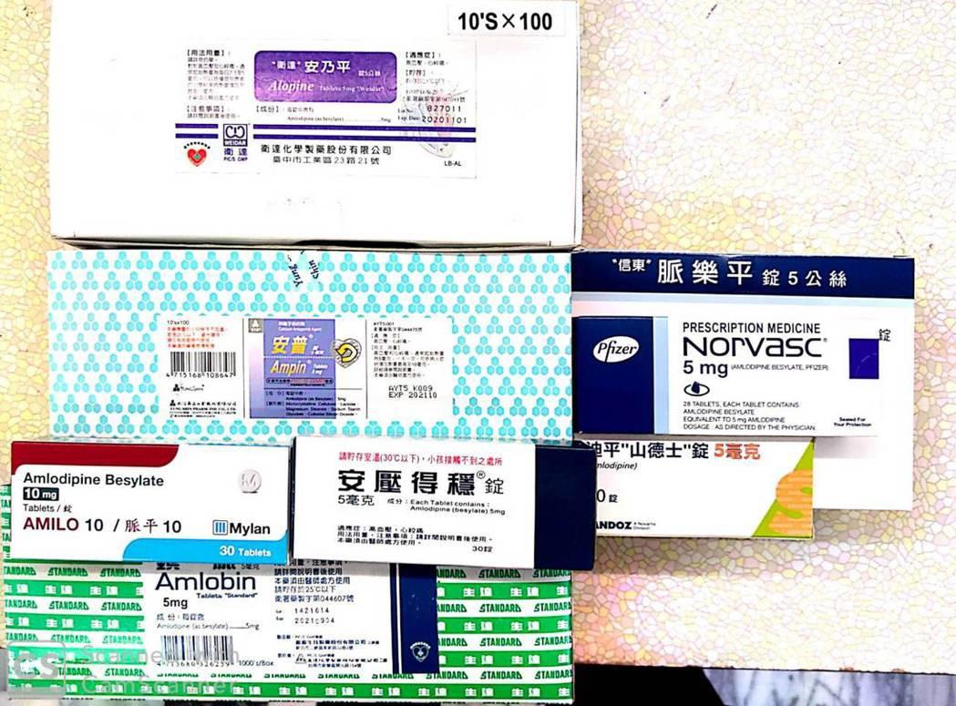 台南市藥師公會要求健保署開放讓社區藥局可以用三同藥品取代處方箋上的用藥。圖/公會...
