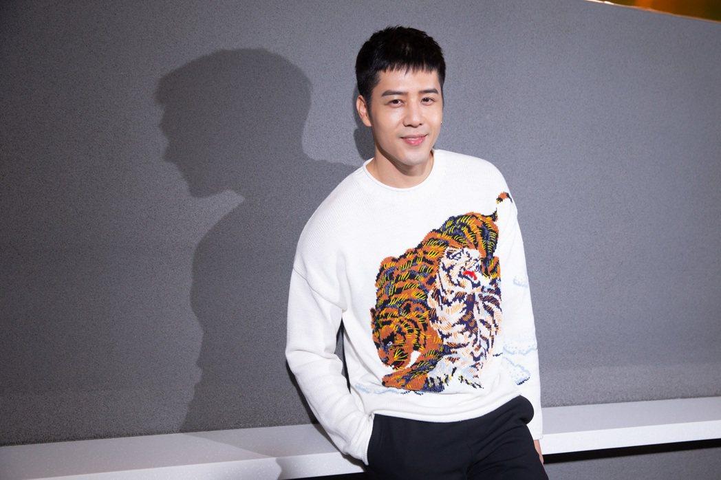 胡宇威形容自己感情中「不吃回頭草」。記者季相儒/攝影
