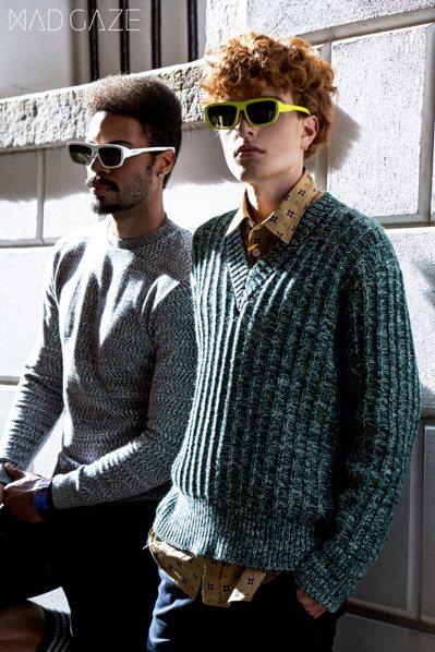 MAD Gaze GLOW智慧MR眼鏡,外型輕巧時尚,受到喜愛新科技的潮流族群喜...