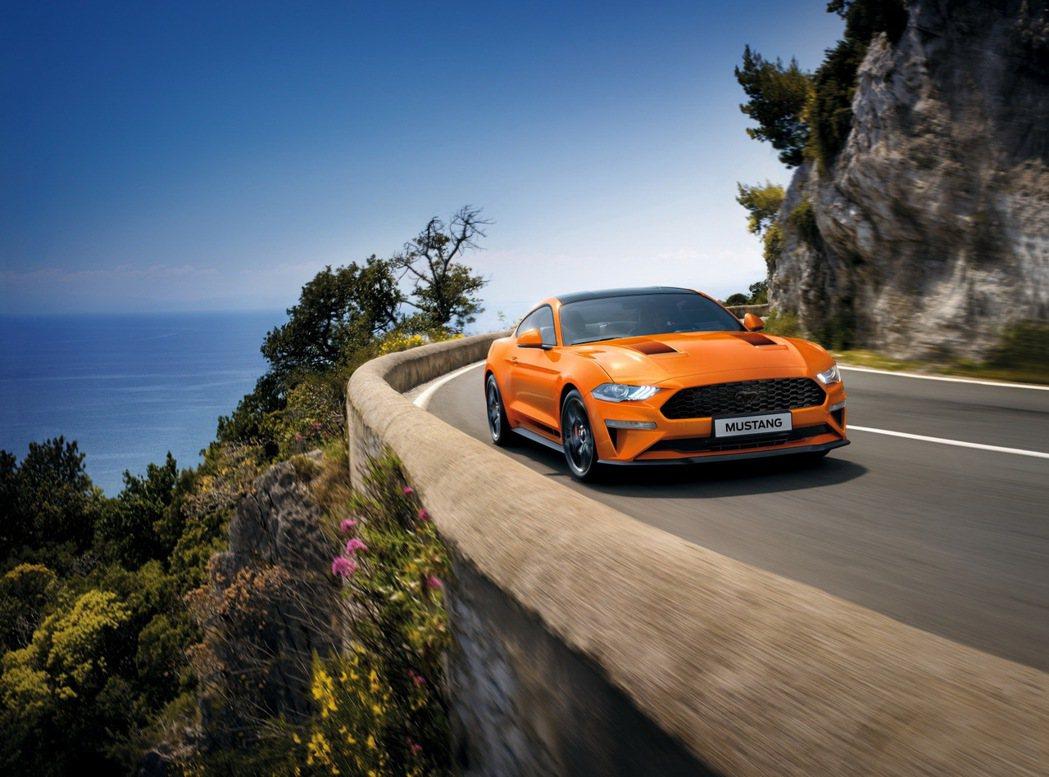 全球雙門跑車銷量冠軍Ford Mustang經國際知名市場調查機構J.D. Po...