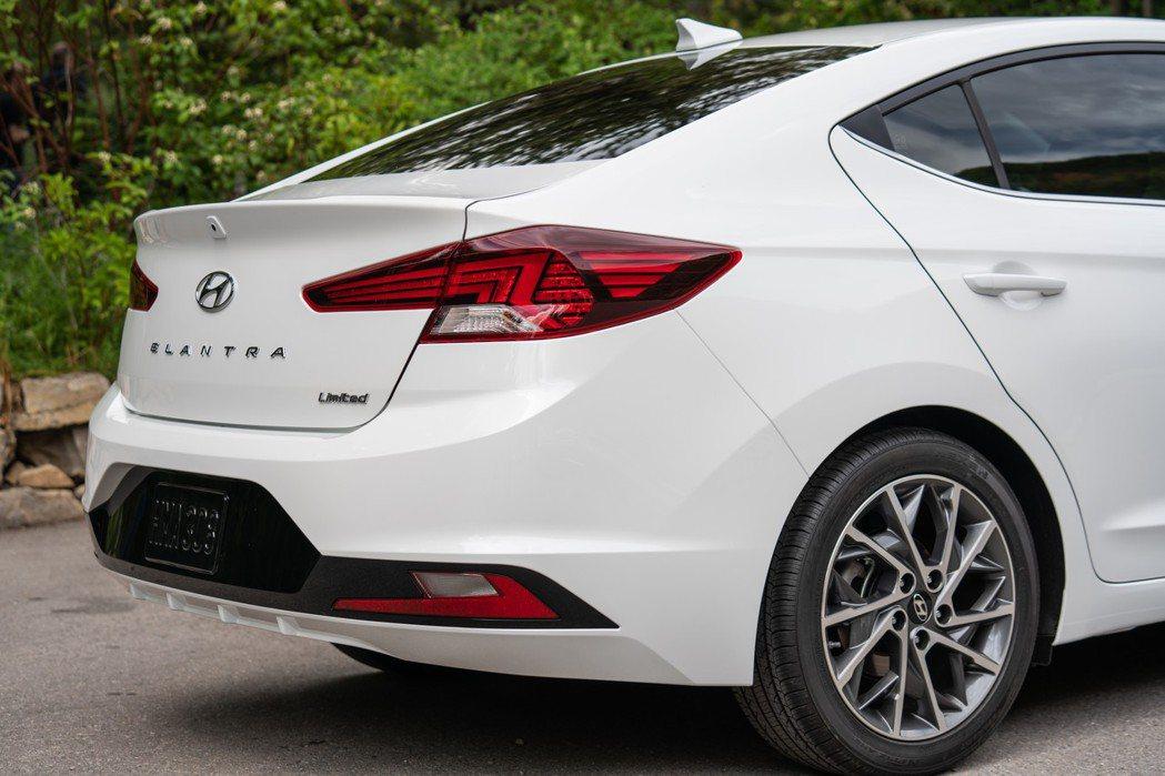 Hyundai Elantra在今年正值車系問世30周年。 摘自Hyundai