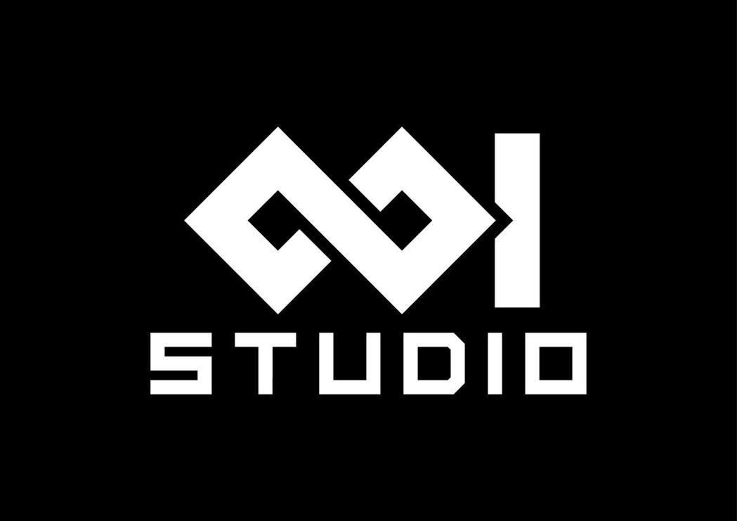 001studio 工作室LOGO
