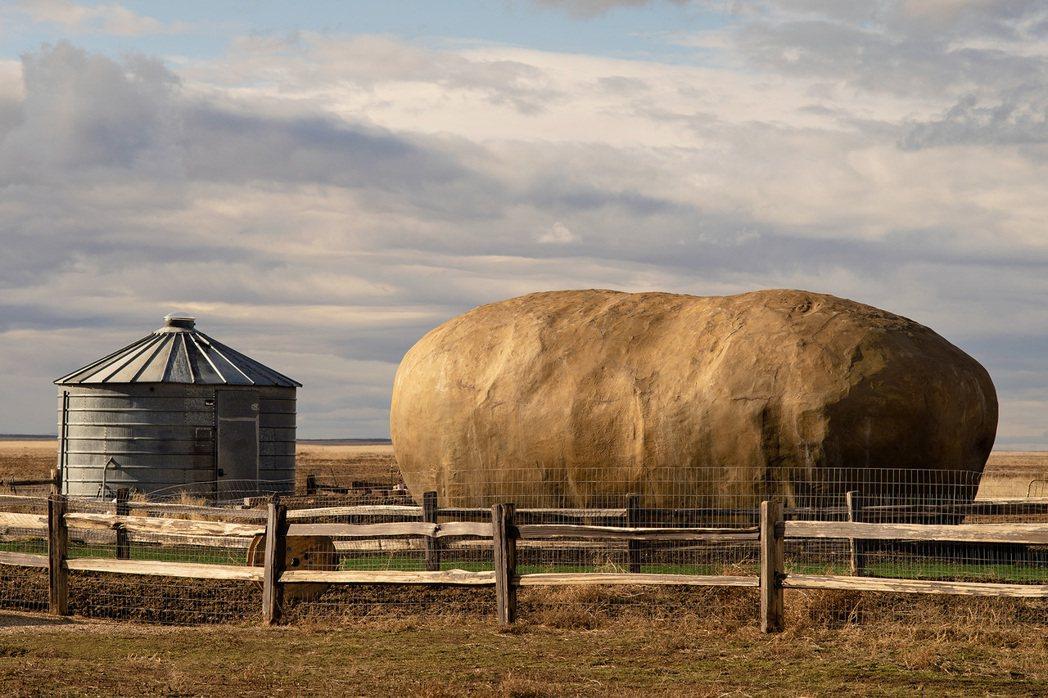 美國愛達荷州,巨型馬鈴薯屋。 Airbnb /提供