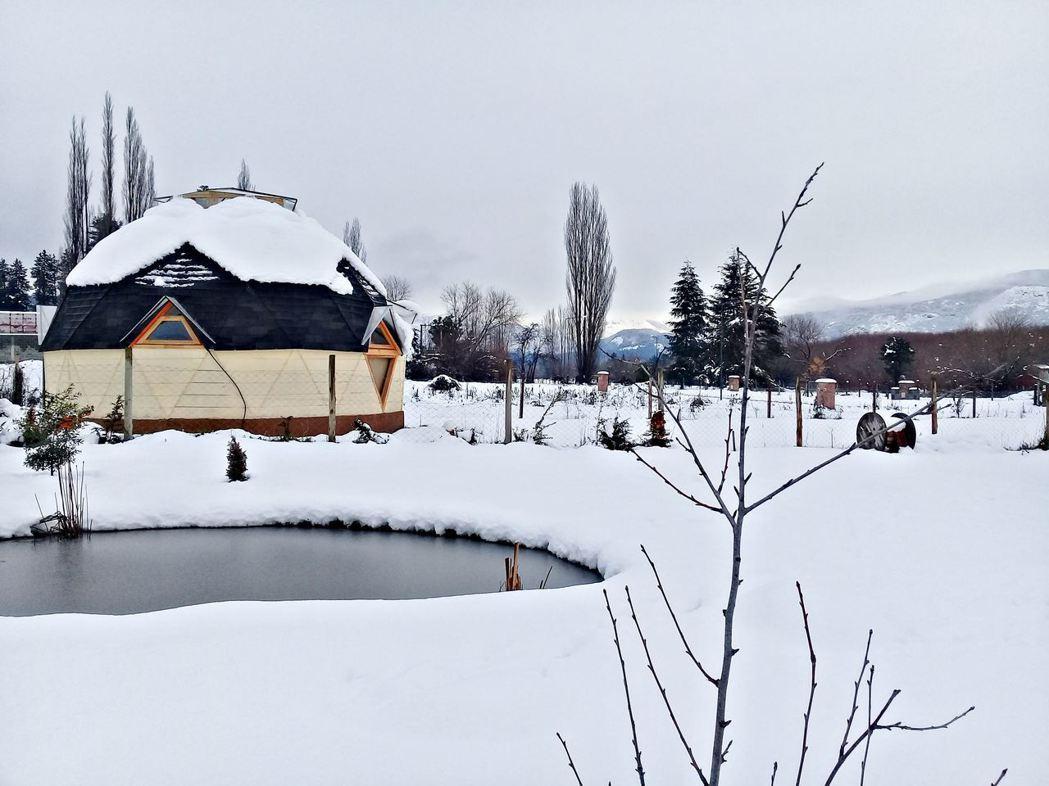 阿根廷裡奧內格羅省,絕美山景圓頂屋。 Airbnb /提供
