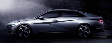 影/適逢車系30周年! 第七代Hyundai Elantra預告下週三發表!