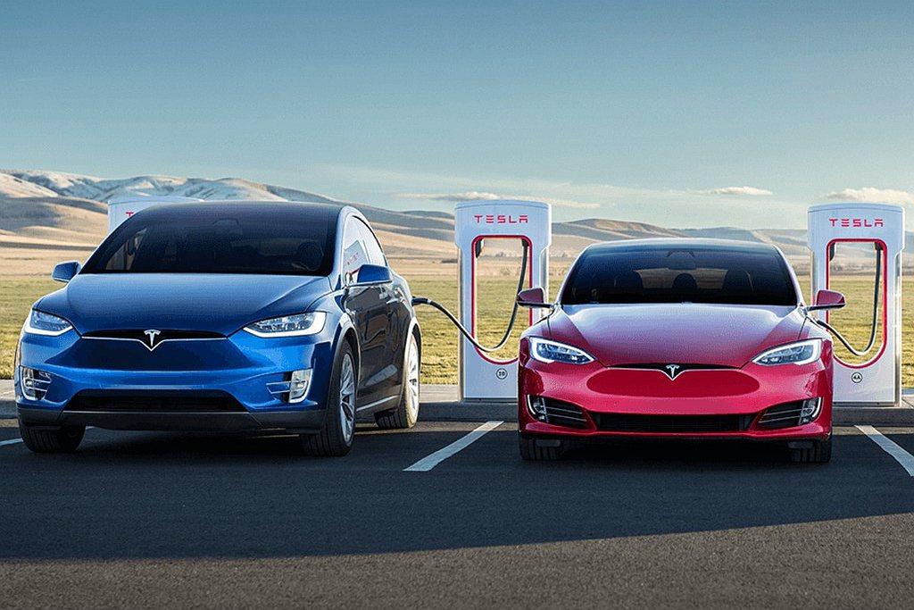 截至2019年底為止特斯拉Model S、Model X兩款車型貢獻超過44萬輛...