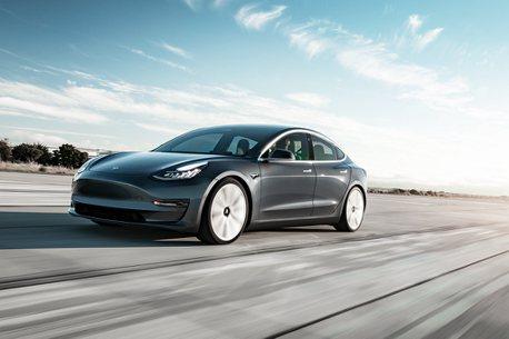 快訊/Tesla Model 3單月交車852台 台灣3月車市前20天開紅盤