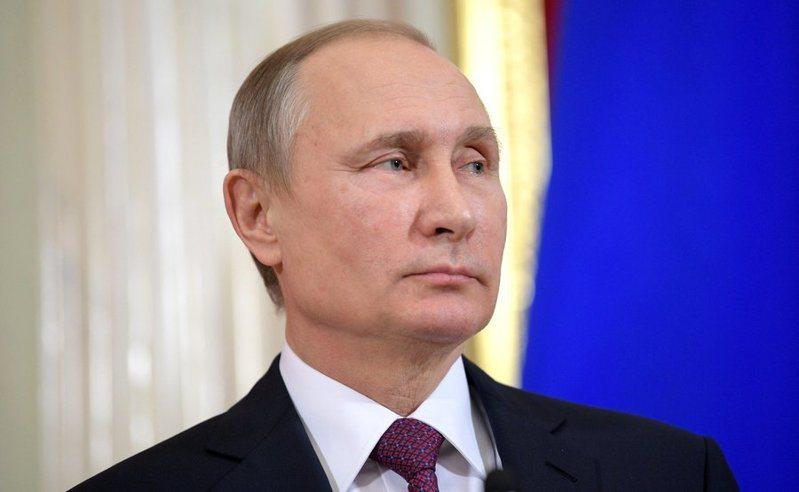 俄羅斯總統普丁已握政治大權20年,修憲法案將允許他再度投入大選。(photo by Wikimedia Common)