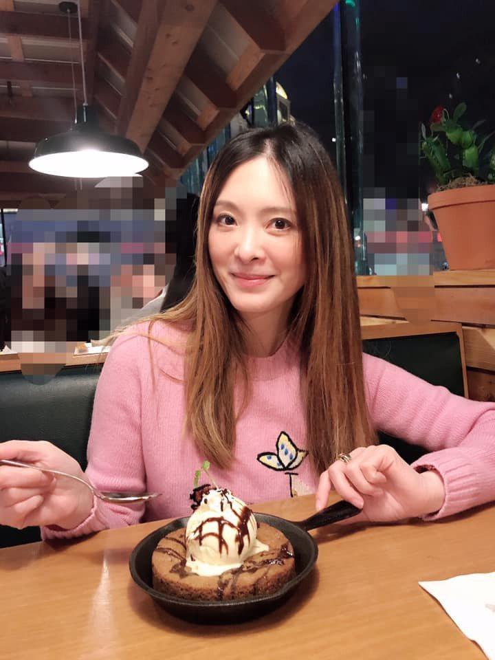 劉真熱愛跳舞盼外界一起集氣祝福早日康復。 圖/摘自臉書
