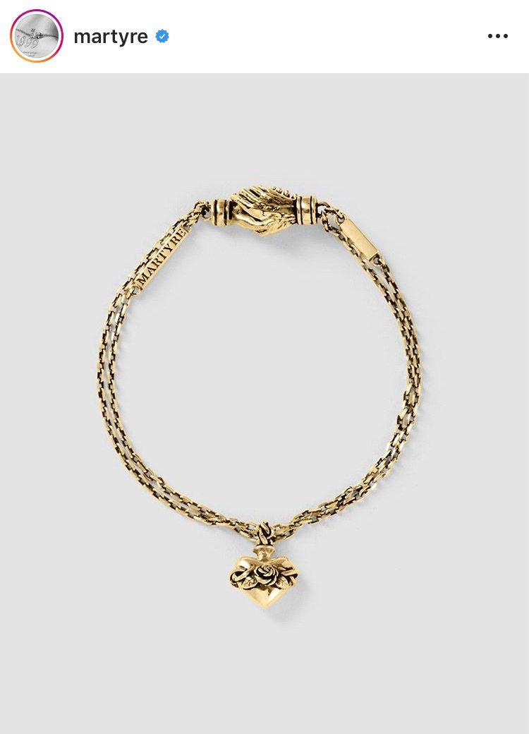超模家族成員安華與饒舌樂手Yoni Laham一起創立中性珠寶品牌MARTYRE...