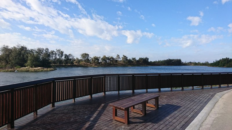 雲林縣口湖慢跑協會預計在今年6月7日舉辦椬梧滯洪池繞圈賽,今天起開始受理報名。圖/口湖鄉公所提供
