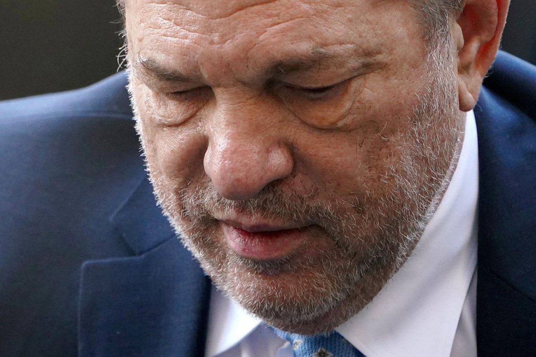 溫斯坦的性侵罪名最高將讓他服刑29年。圖/路透