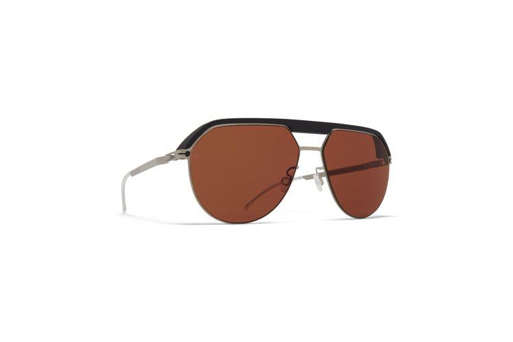 徠卡相機與MYKITA合作,推出聯名款MYLON太陽眼鏡,價格店洽,圖/MYKI...