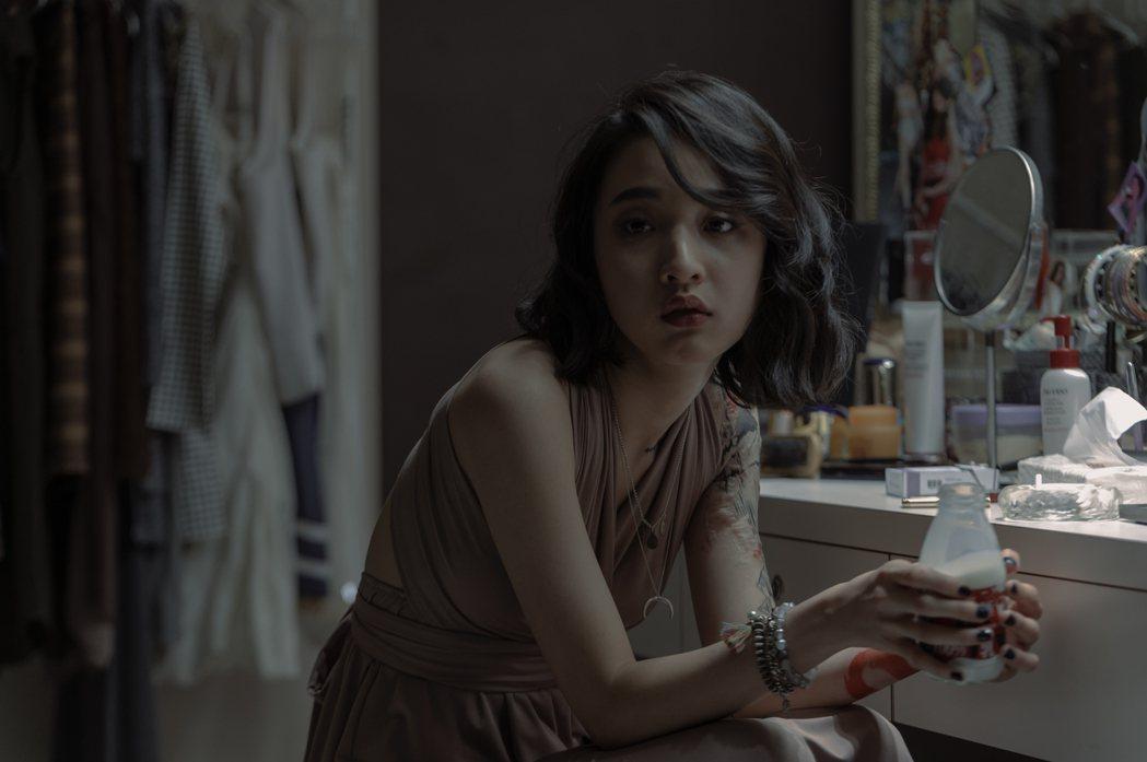 李沐演出「誰是被害者」。圖/Netflix提供