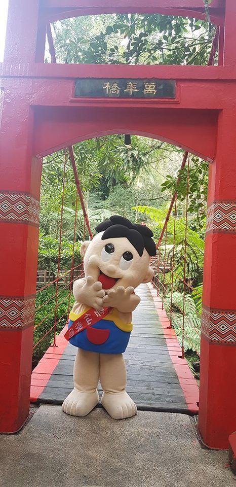 旺旺集團現在經營雲仙樂園 。圖/摘自雲仙樂園臉書