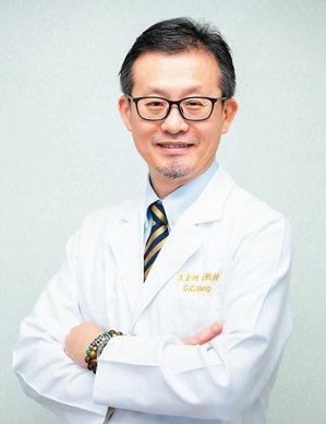 高雄長庚紀念醫院肺癌團隊召集人、胸腔內科主治醫師王金洲。 圖╱王金洲提供