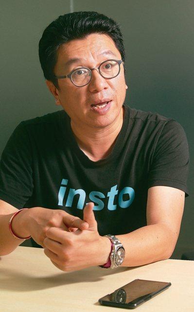 台灣盈士多科技公司(INSTO)創辦人兼執行長陳仁彬 台灣盈士多/提供