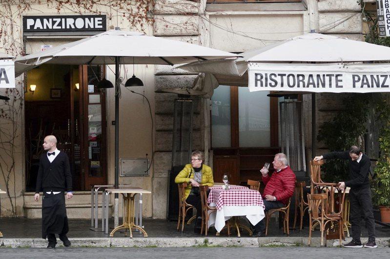 義大利成了新冠肺炎疫情重災區。 美聯社
