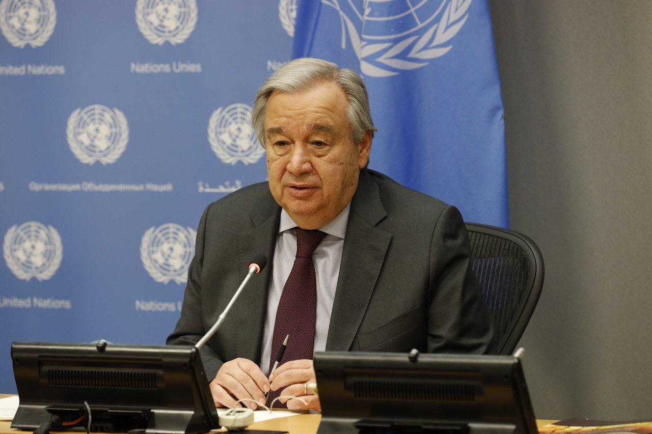 聯合國祕書長:新冠肺炎是二戰後最大危機
