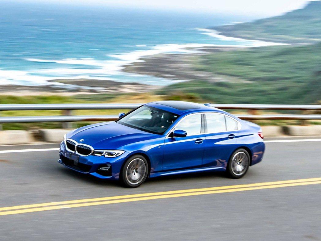 BMW正2020年式全車系新車到港,多款車型配備全面升級。 圖/汎德提供