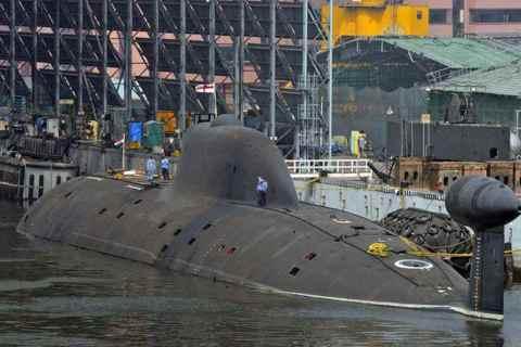 共軍勢力擴張:印度試射潛射飛彈,項莊舞劍意在威嚇?