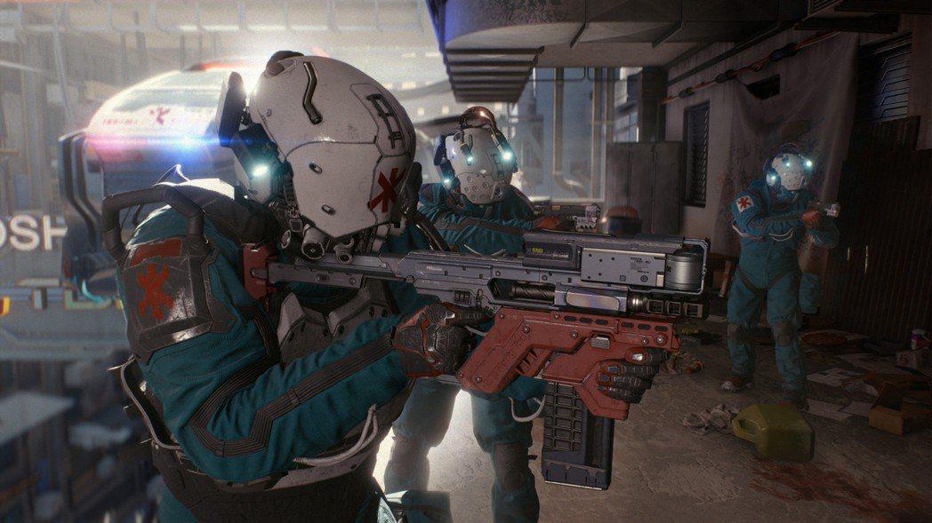 《電馭叛客2077》遊戲畫面
