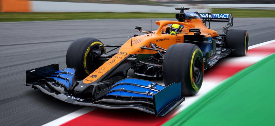 摘自McLaren