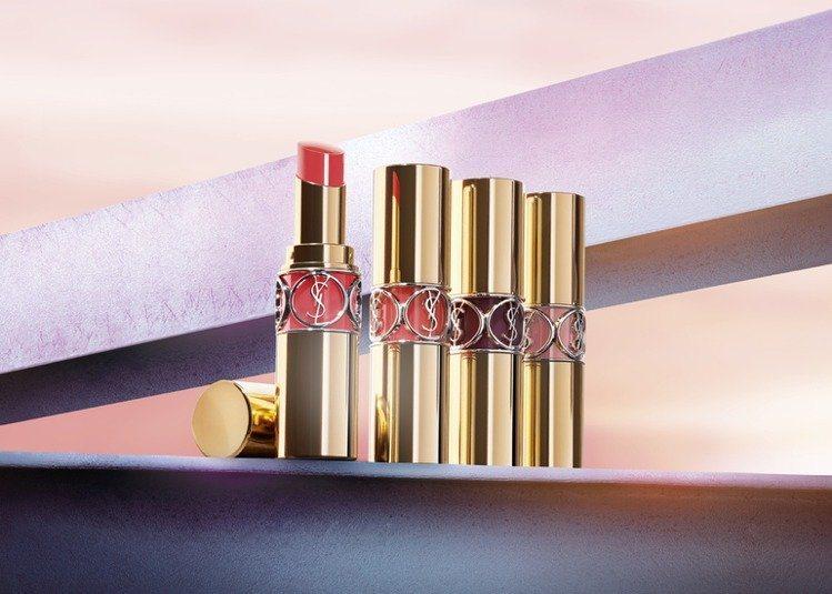 YSL推出2020年限量春妝系列。圖/YSL提供