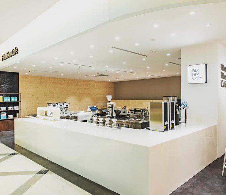 Fika Fika Cafe(圖/Fika Fika Cafe提供)