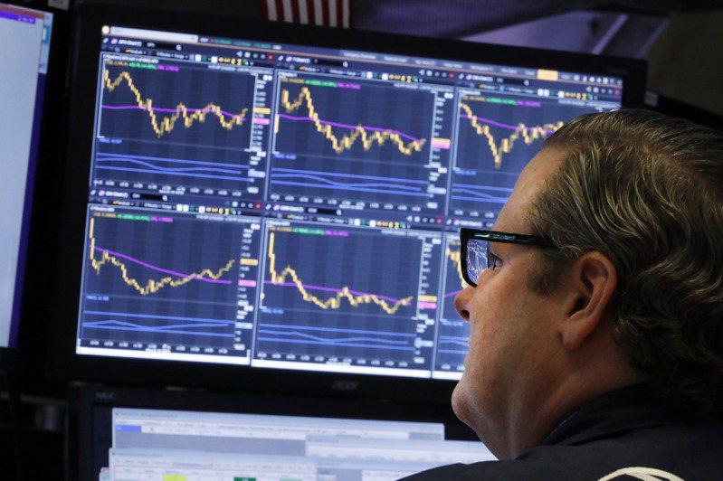 新冠肺炎疫情持續延燒,全球股市跌入熊市,美股期指再度重挫,道瓊、那斯達克期指一周內第三度跌停。美聯社