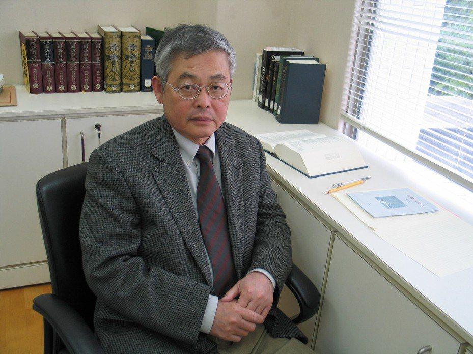 詩人楊牧80歲辭世,多年來,他一直被認為可能是台灣第一個拿諾貝爾文學獎的作家。記者陳宛茜/攝影