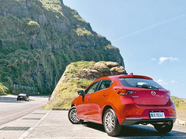 高速行駛中加速更為線性、平穩,即使在山路高低坡間行進也極為順暢。 圖/陳志光