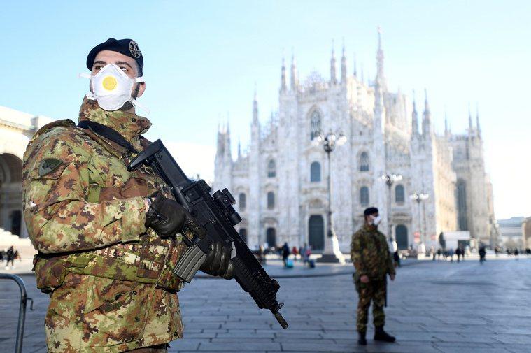 義大利疫情不是中國傳入!米蘭專家直指「來自德國」 路透社