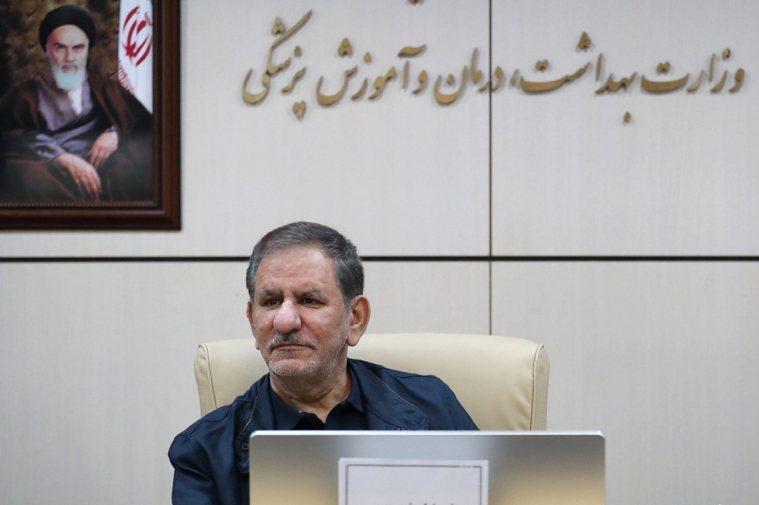 伊朗至今「最大官員」中鏢! 第一副總統隔離治療 美聯社