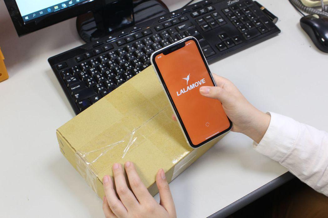 Lalamove善用科技與數據,使企業不用額外花費建置系統也能透過手機或電腦隨時...
