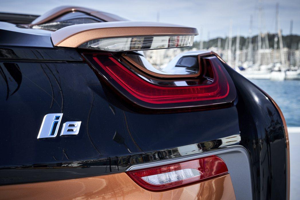 BMW i8問世六年後宣告今年四月停產。 摘自BMW