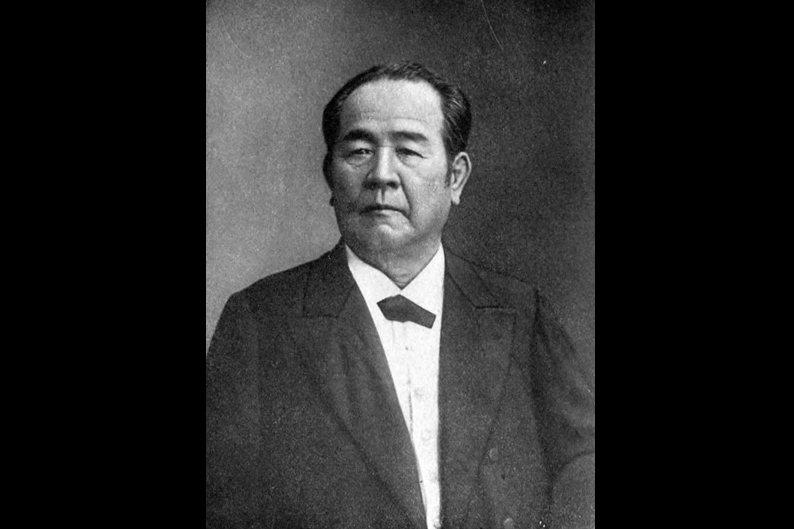 「日本資本主義之父」澀澤榮一。 圖/維基共享
