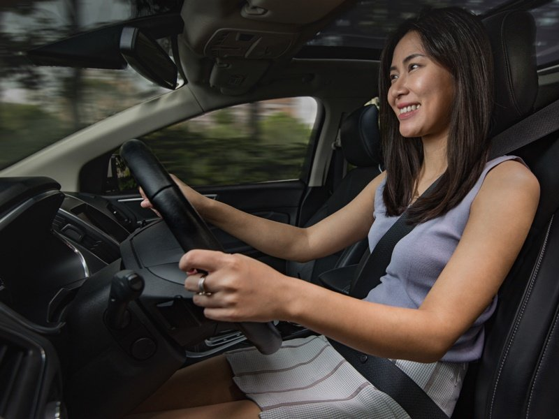 只要運用Level2的自動駕駛輔助,就能夠有效減輕開車負擔,出遠門也不用擔心。 ...
