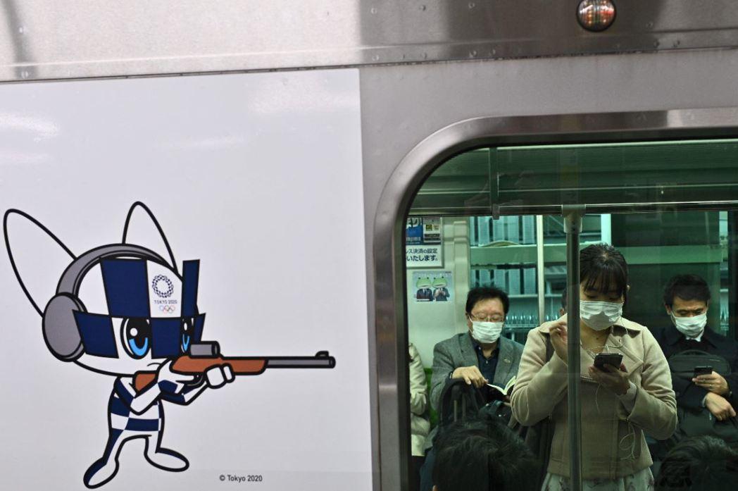 此時此刻,東京奧運命運將是如何?可能是現代運動史上最大的挑戰。 圖/法新社