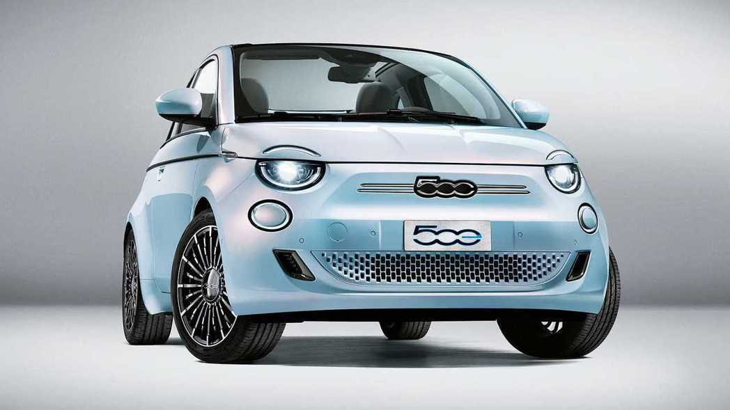 新世代Fiat 500。 摘自Fiat