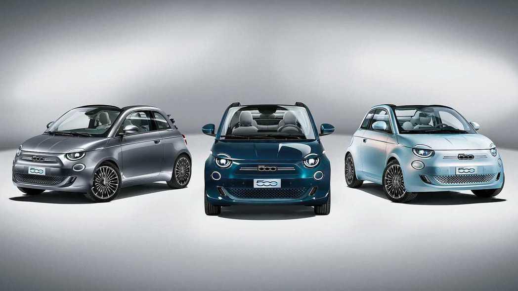 第三代Fiat 500所配置的電動馬達可輸出最大馬力118hp。 摘自Fiat