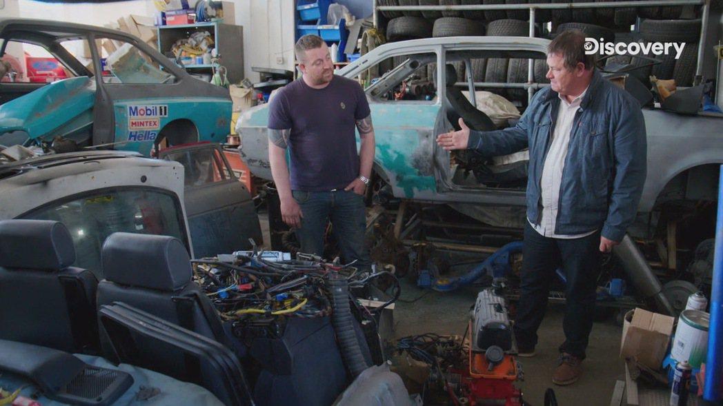 麥克還會傳授觀眾如何適時討價還價,看似乏人問津的故障引擎在對的人眼中卻是瑰寶,機...