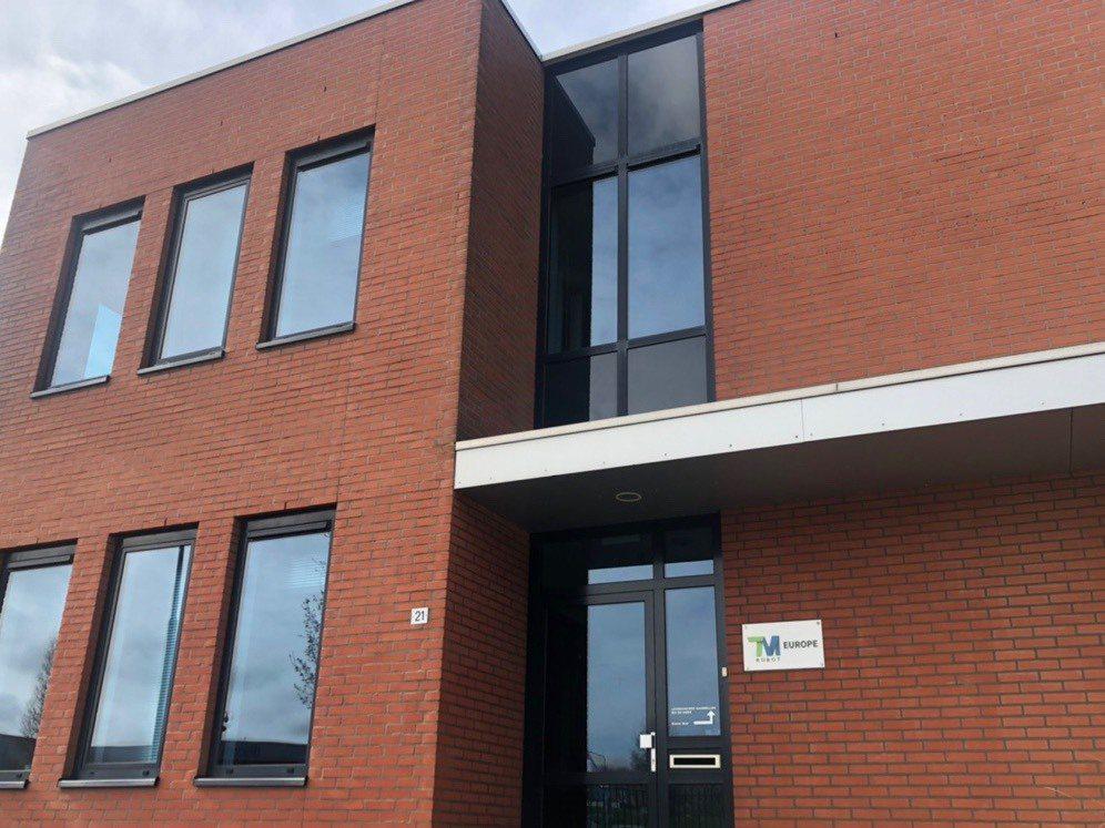 達明機器人於荷蘭設立歐洲第一間辦公室據點外觀。 達明公司/提供
