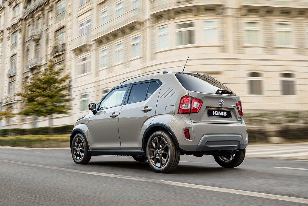 歐規小改款Suzuki Ignis動力搭載1.2L Dualjet自然進氣引擎,...