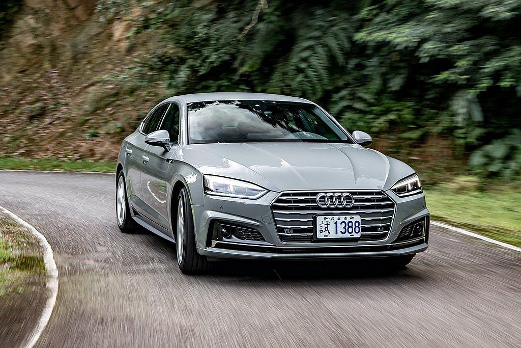 台灣奧迪宣布推出多元購車財務方案與尊榮清潔保養服務。 圖/Audi提供