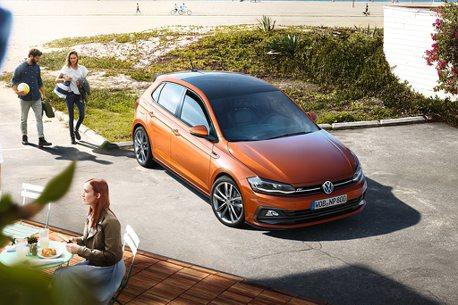 安全升級!新年式福斯Polo時尚小車、Sharan家庭7人座MPV到港開賣