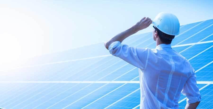 進行太陽光電火災防制,有效鞏固電廠資產安全。 為盛齊綠能/提供