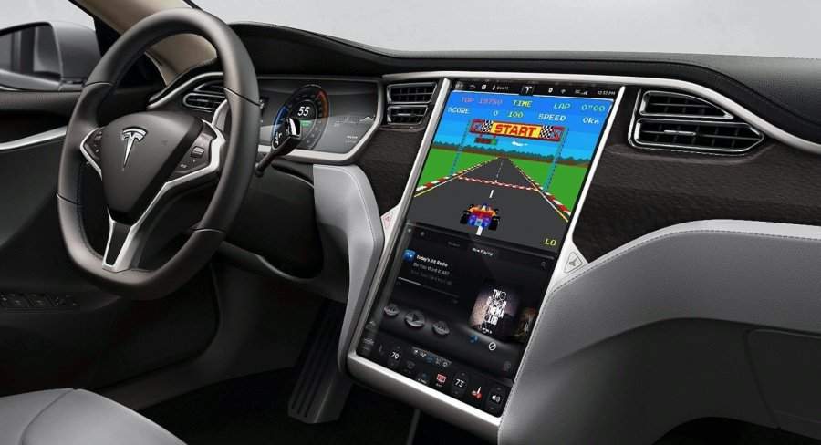 Tesla提供