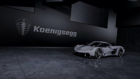 影/Koenigsegg Jesko Absolut目標超越500km/h極速!