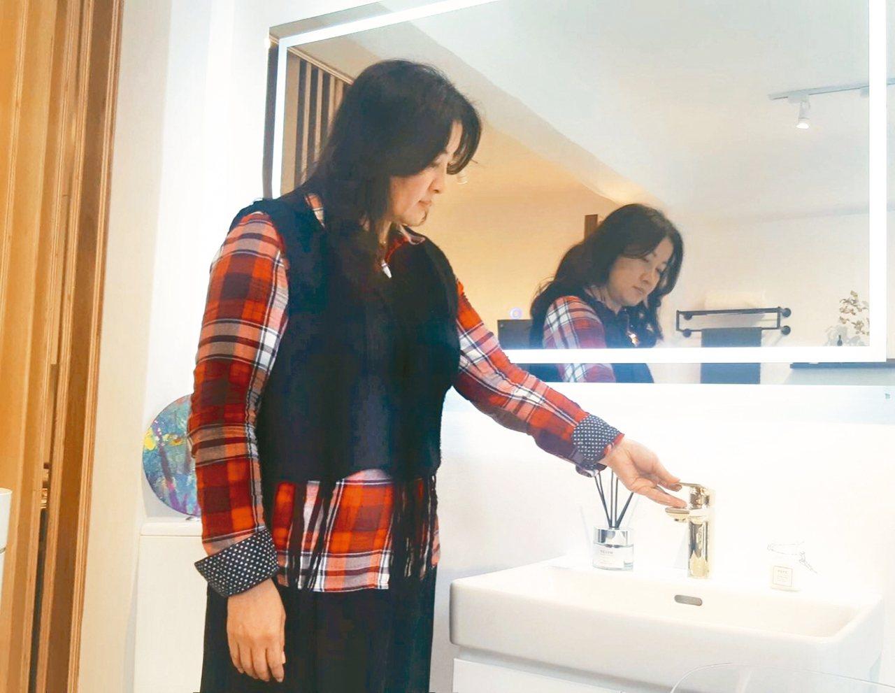 室內裝修設計師陳姍妮建議,熟齡族要設計減齡宅時,能從自身習慣、興趣作為思考出發點...